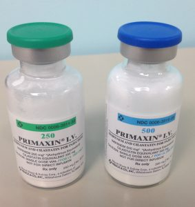 Imipenem-cilastatin // Primaxin