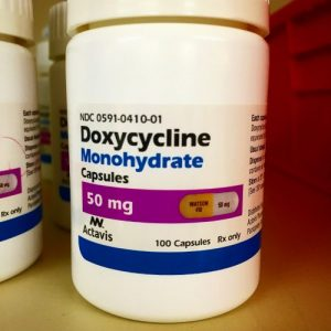 Doxycycline oral