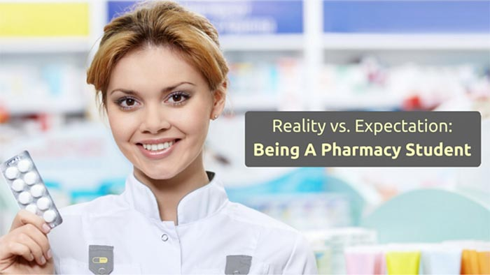 being a pharmacy student