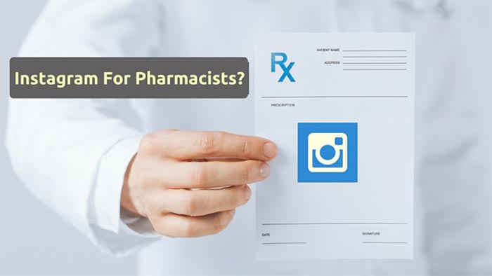 instagram for pharmacists