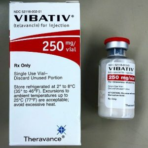 Telavancin Vibativ