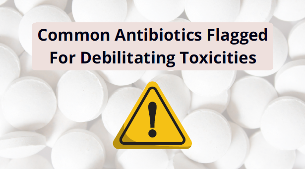 Fluoroquinolone toxicity