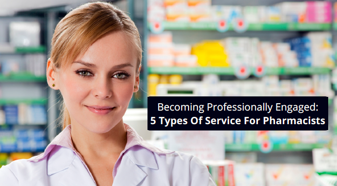 5 types of pharmacy service