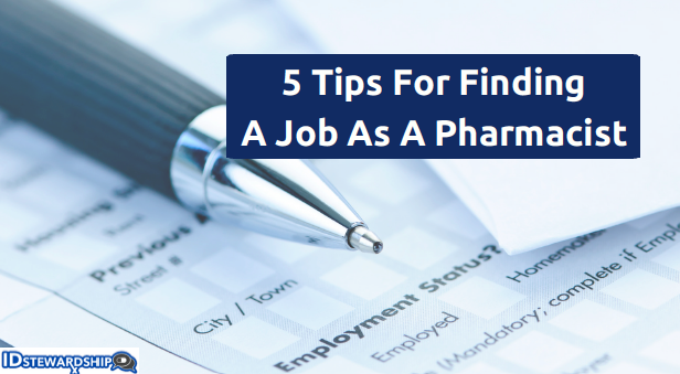 Tips For Finding A Job As A Pharmacist