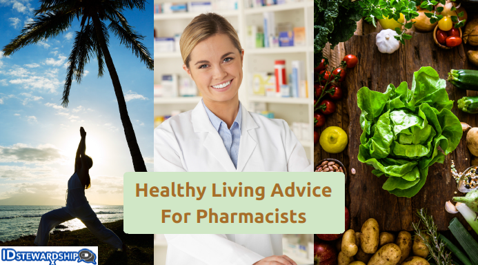 Healthy Living For Pharmacists