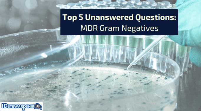 Gram negative resistance