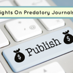 Predatory Journals: Insight For Pharmacists