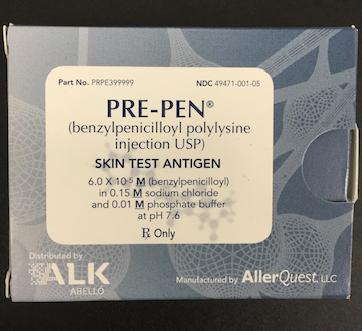 Penicillin Skin Test
