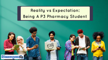 Reality Versus Expectation: Being A Third Year Pharmacy Student