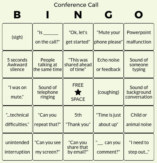 image regarding Bingo Calls Printable referred to as Convention Contact Bingo
