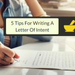 Five Tips for Writing a Letter of Intent as a Pharmacy Student or Resident