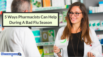 Five Ways Pharmacists Can Help During A Bad Flu Season