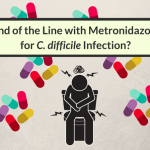 End Of The Line With Metronidazole For Clostridium difficile Infection?