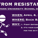 4th Annual Northeastern University School of Pharmacy 5K: Run From Resistance