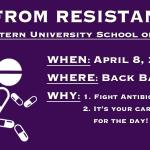4th Annual Northeastern University School of Pharmacy 5K: Run From Resistance