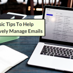Basic Tips & Strategies For Managing Emails As A Pharmacy Student, Pharmacy Resident, And Pharmacist
