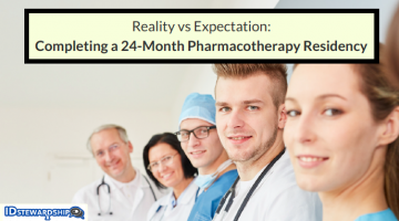Reality Versus Expectation: Being A 24-Month Pharmacotherapy Resident