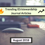In Case You Missed It: Top ID/stewardship Journal Articles Trending On Twitter From August 2018