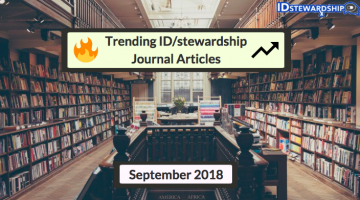 In Case You Missed It: Top ID/stewardship Journal Articles Trending On Twitter From September 2018