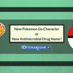New Antimicrobial Drug Or New Pokémon Go Character?