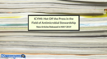 ICYMI: Top ID/Stewardship Journal Articles Released In May 2019
