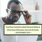 Top New ID/Stewardship Journal Articles: November 2019
