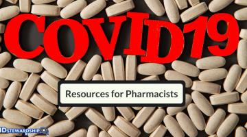 Coronavirus (COVID-19) Resources For Pharmacists