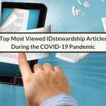 Top 10 Most Viewed IDstewardship Articles During the COVID-19 Pandemic