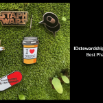 IDstewardship Hard Enamel Pins – Best Pharmacy Gifts
