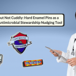 Cute But Not Cuddly: Hard Enamel Lanyard Pins As A Simple Antimicrobial Stewardship Nudging Tool